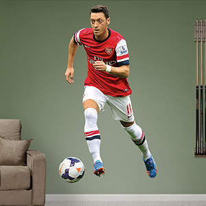Mesut Özil Fathead Wall Decal
